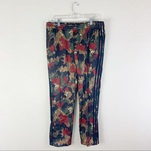 adidas Pants - Pharrell Williams Adidas Camo Track Pants Zipper
